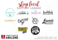 Shop Local Support League Cards